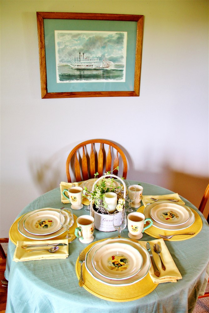 Dining Room at Roberts' Roost