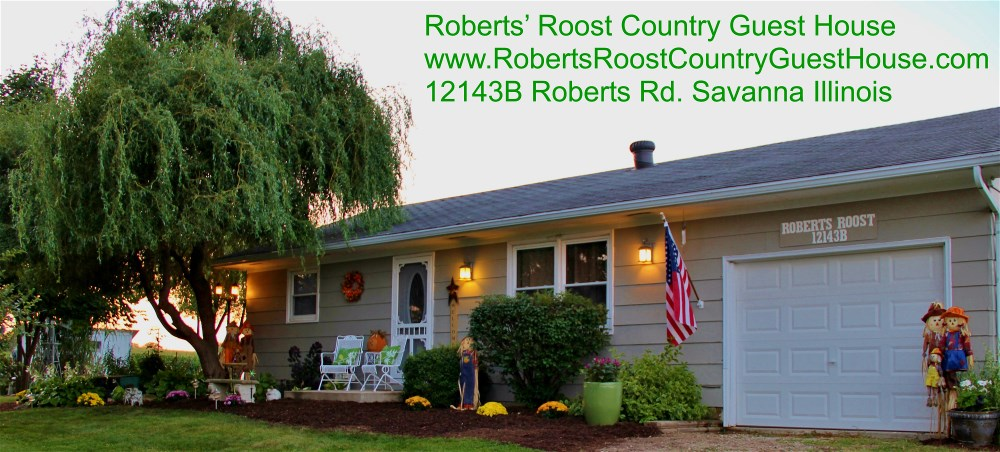 Roberts' Roost Country Guest House