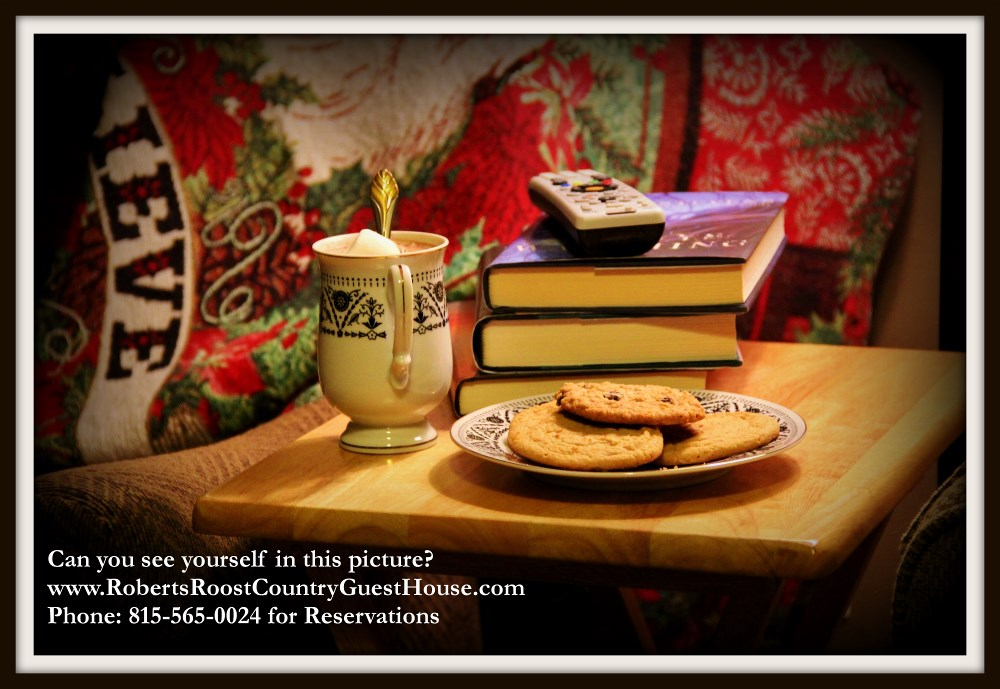 Roberts Roost Cookies and Hot Chocolate website
