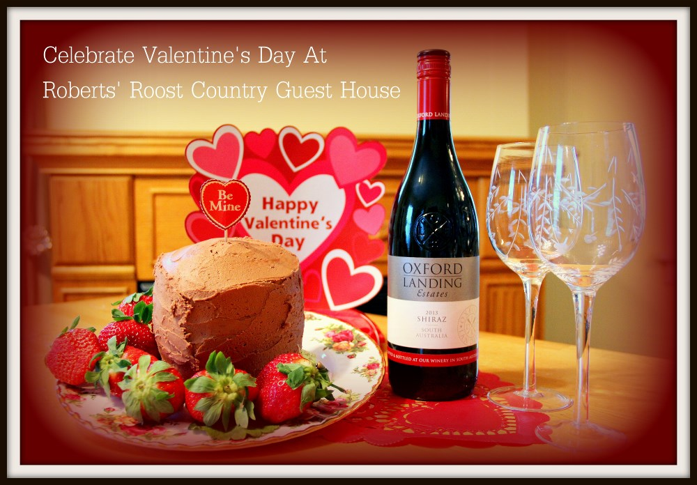 Romantic Weekend For Two at Roberts' Roost Country Guest